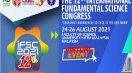 The International Fundamental Science Congress 2021 (iFSC 2021)